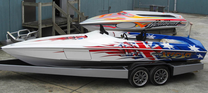 boats inboard - Boat Graphics Designs Ideas